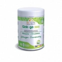 BE LIFE GINK-GO 3000 60 GELULES