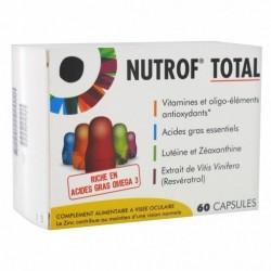 Nutrof total - bien-être des yeux - 60 capsules