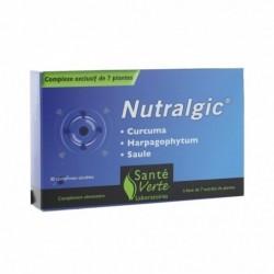 SANTE VERTE Articulations états inflammatoires nutralgic - 30 comprimés