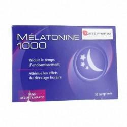 FORTE PHARMA MELATONINE 1000 BOITE DE 30 COMRPIMES