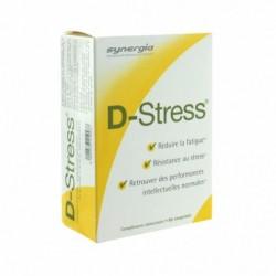 Synergia d-stress complément alimentaire - 80 comprimés