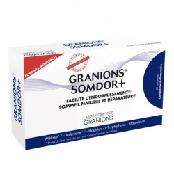 GRANIONS SOMDOR+ 30 COMPRIMES