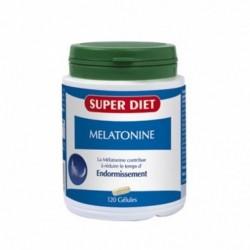 SUPER DIET - MELATONINE - 120 GELULES