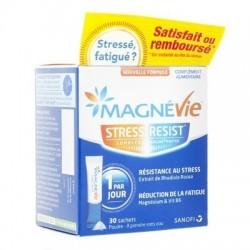 Magnévie stress resist 30 sachets