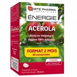 ENERGIE ACEROLA 60 COMPRIMES