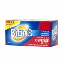 Bion 3 défense adultes - 90 comprimés VITAMINE D & ZINC