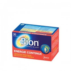 Bion energie continue comprime 30 - libération prolongée