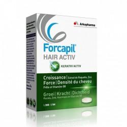 FORCAPIL HAIR ACTIV PROGRAMME 3 MOIS 90 COMPRIMES