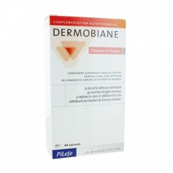 Dermobiane cheveux et ongles
