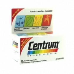 Centrum vitamines et minéraux - 60 comprimés - PFIZER