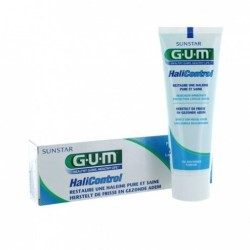 GUM GEL DENTIFRICE HALICONTROL 75 ML