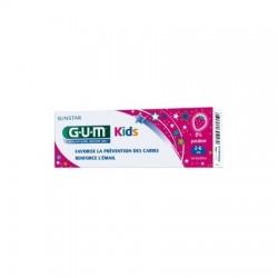 GUM Dentifrice kids 2-6 ans - 50 ml