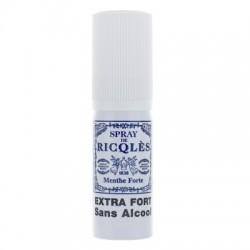 Ricqlès spray buccal menthe forte sans alcool 15 ml