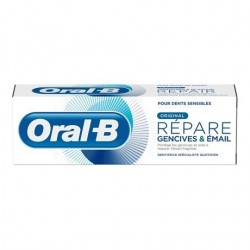 ORAL-B - REPARE GENCIVES & EMAIL - 75 ML
