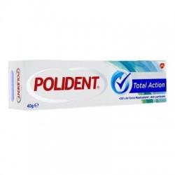 POLIDENT TOTAL ACTION Crème adhésive appareil dentaire T/40g