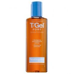T/gel fort shampooing démangeaisons sévères 125 ml