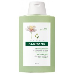 Pellicules grasses shampooing traitant aux extraits de myrte 200 ml