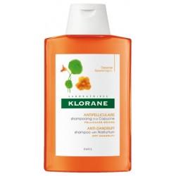 Pellicules sèches shampooing aux extraits de capucine 200 ml