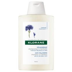 Reflets argentés shampooing aux extraits de centaurée 200 ml