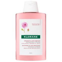 Shampoing apaisant & anti-irritant à la pivoine - 200 ml