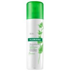 Cheveux gras shampooing sec séborégulateur aux extraits d'ortie 150 ml