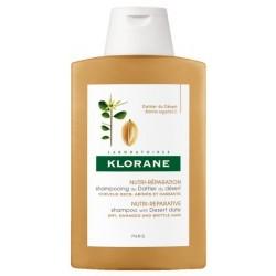 Secs abîmés et cassants shampooing au dattier du désert 200 ml