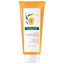 Baume après-shampooing nutritif et démêlant à la mangue - 200 ml