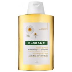 KLORANE - Reflets dorés shampooing a la camomille 400 ml