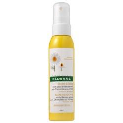 Soin soleil spray éclaircissant à la camomille et au miel - 125 ml