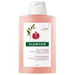KLORANE - Cheveux colorés shampooing a la grenade 200 ml