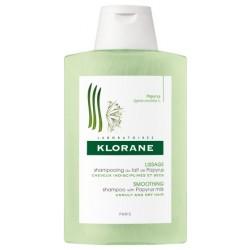 KLORANE - Secs et indisciplinés shampooing nutritif et lissant au lait de papyrus 200 ml