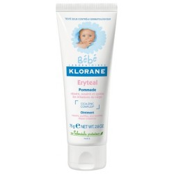 KLORANE Eryteal pommade irritation pour le change 75 ml