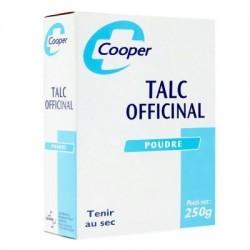 Cooper talc officinal 120 g