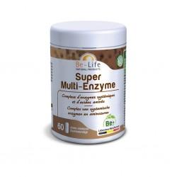 BIO LIFE Super Multi-Enzyme BOITE DE 60 GELULES