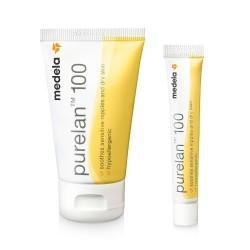 MEDELA - Soins des mamelons - crème purelan 100 - 37 g