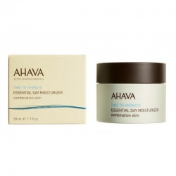 AHAVA - TIME TO HYDRATE - SOIN HYDRATANT JOUR - PEAUX MIXTES - 50 ML