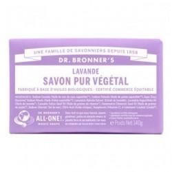 DR.BRONNER'S - Pain de savon lavande - 140 g