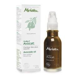MELVITA - Huile de beauté huile vegetale avocat peau 50ml