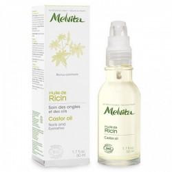 MELVITA - Huile de beauté huile végétale ricin 50ml