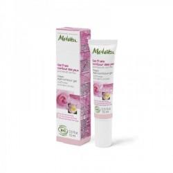 MELVITA - Melvita nectar de rose gel frais contour yeux 15ml