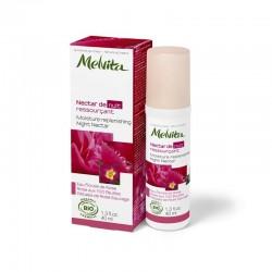 MELVITA - Nectar de rose crème de nuit ressourcante 40ml