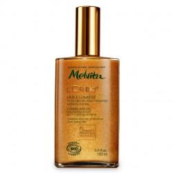 MELVITA - Melvita l'or bio huile extraordinaire pailletée - 100ml