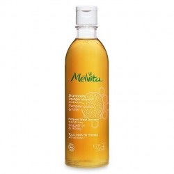 MELVITA - Shampooing lavages fréquents bio - 200ml