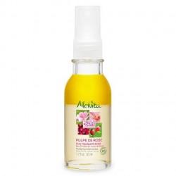 MELVITA - Pulpe de rose duo repulpant éclat visage - 50ml