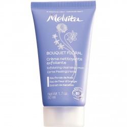 MELVITA - Bouquet floral crème nettoyante exfoliante 50ml