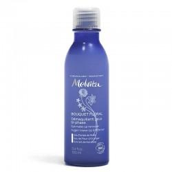 MELVITA - Démaquillant yeux bi-phase bouquet floral 100 ml