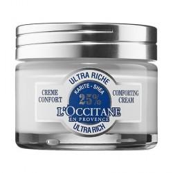 L'OCCITANE - Crème confort ultra riche karité - 50 ml
