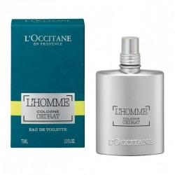 L'OCCITANE - L'Homme Cologne Cédrat - Eau de Toilette - 75 ml