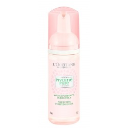 L'OCCITANE - Pivoine Pure mousse purifiante - 200 ml