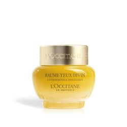 L'OCCITANE - Baume Yeux Divin Immortelle - 15 ml